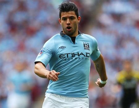 Aguero sẽ tiếp tục gắn bó với Man City