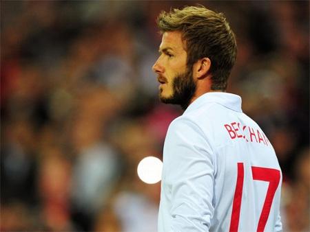 Sau trận thi đấu với Moldova, sự nghiệp thi đấu quốc tế của Becks dừng lại ở con số 115