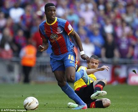 Trận cuối cùng của Zaha cùng Crystal Palace