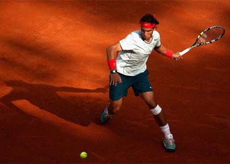 Nadal đã có trận chung kết thứ 8 liên tiếp