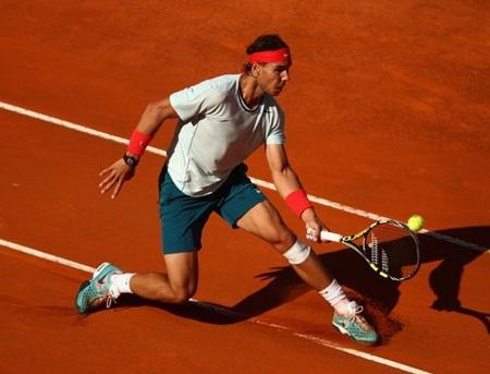 Nadal đã dần trở lại với phong độ thi đấu tốt nhất