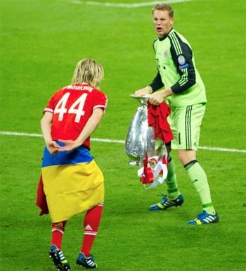 Đội hình xuất sắc nhất Champions League 2012/13