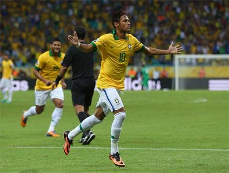 Neymar đang làm nức lòng người hâm mộ