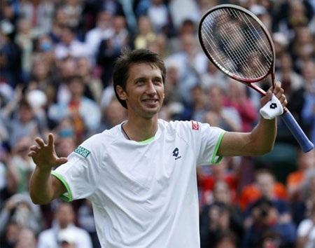 Chiến thắng để đời của Federer