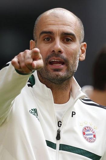 Bayern Munich mới là CLB thứ 2 Guardiola dẫn dắt