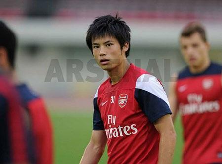 Cầu thủ người Nhật Bản, Ryo Miyaichi