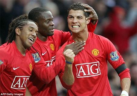 MU gục ngã ngay tại bán kết Champions League mùa 2006/07