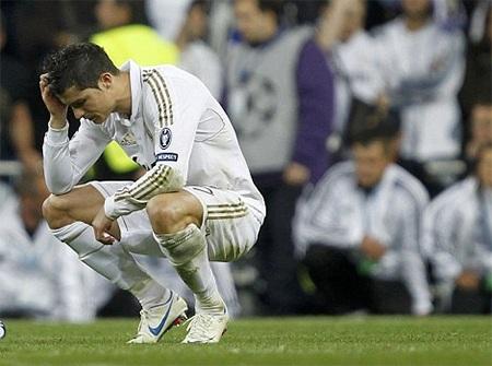 Nhưng tại Champions League, họ năm thứ 2 liên tiếp dừng chân tại bán kết