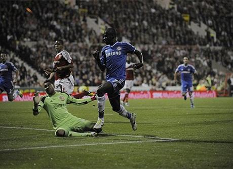 Chelsea đã có chiến thắng dễ trước Swindon
