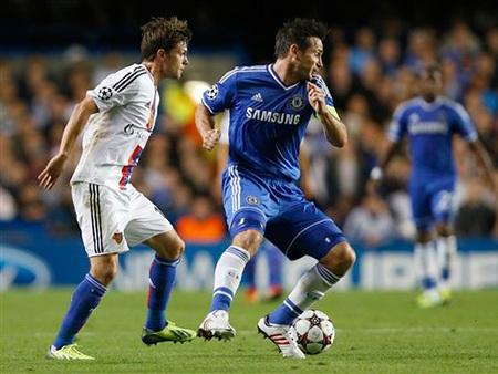Lối chơi của Chelsea không có nhiều điểm sáng dù họ có phần áp đảo đối phương