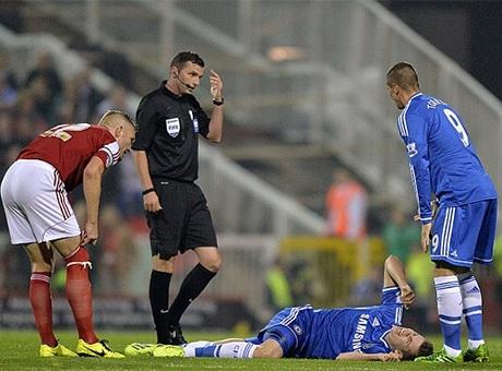 Chelsea chịu tổn thất lớn với chấn thương của Van Ginkel và Ramires