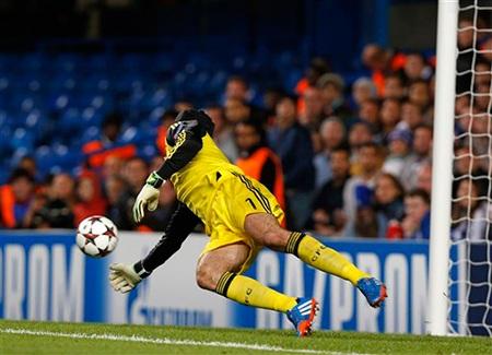 Salah đã gỡ hòa cho Chelsea ở phút 71