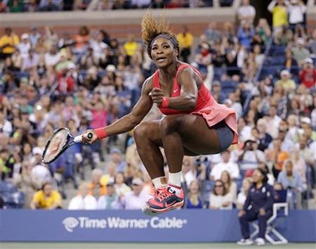 Chiến thắng 17 tại nội dung đánh đơn của Serena tại các giải Grand Slam