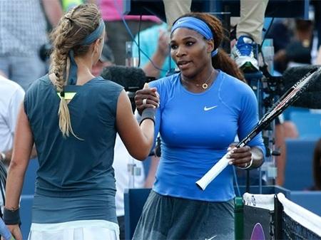 Serena sẽ gặp lại Vika trong trận chung kết Mỹ mở rộng 2013