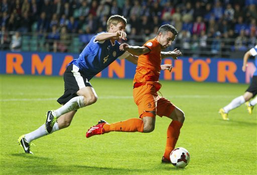 Hà Lan đã rất bế tắc trong tấn công