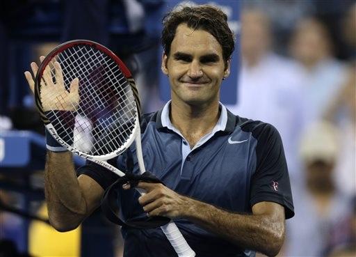 Federer đã có chiến thắng nhàn nhất từ đầu giải