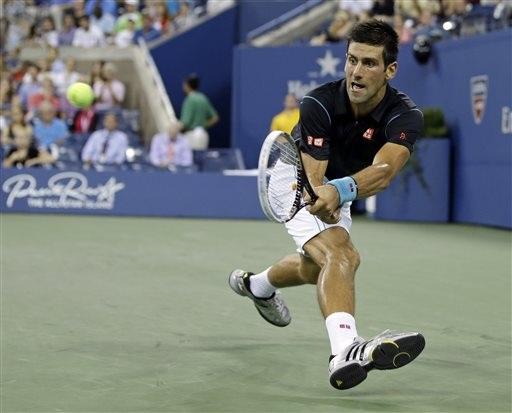 Djokovic đã dễ dàng giành quyền đi tiếp