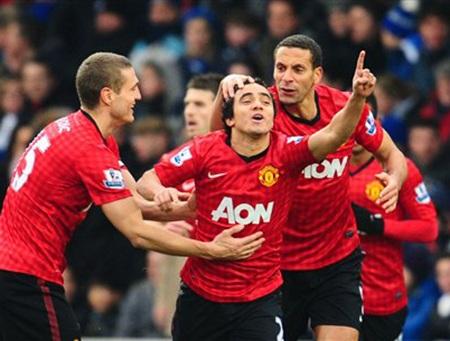 Rafael được tính là cầu thủ trưởng thành từ lò đào tạo Vương quốc Anh