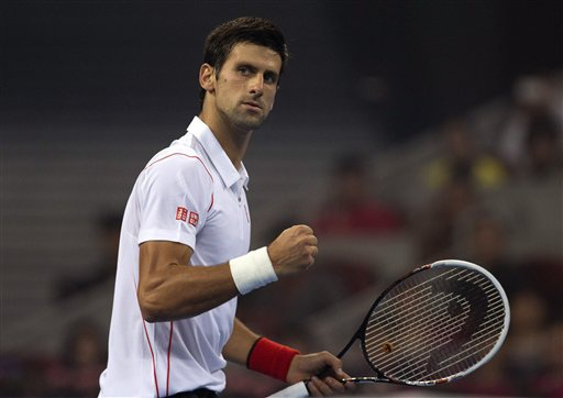 Djokovic đã có chiến thắng 18 liên tiếp tại Trung Quốc mở rộng