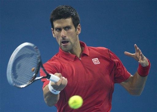 Djokovic thắng dễ dàng trước Querrey