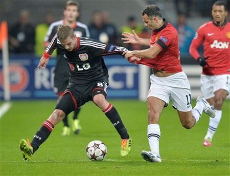 Nỗ lực của Leverkusen chưa đủ lớn để giúp họ có đượcthắng danh dự