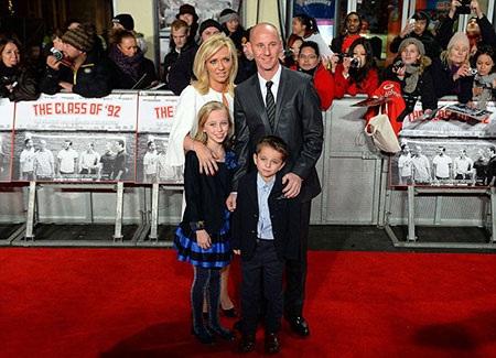 Gia đình của Scholes