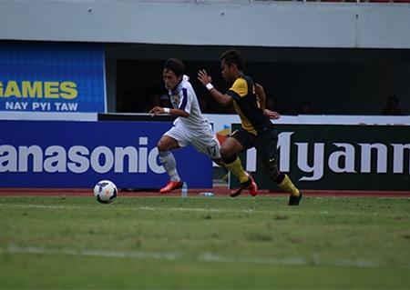 U23 Malaysia vẫn chưa khẳng định được vị thế của nhà ĐKVĐ