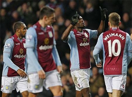 Aston Villa quyết tâm đẩy cao tốc độ trận đấu