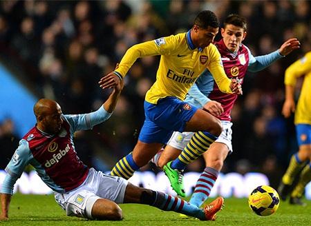 Sức công của Arsenal dần không thể vượt qua được