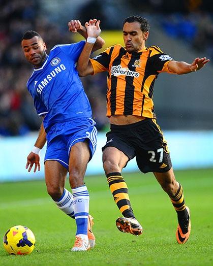 Các cầu thủ Hull đã nhập cuộc rất mạnh mẽ, họ khiến Chelsea gặp nhiều khó khăn
