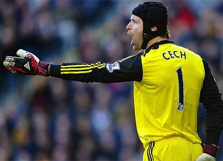 Nếu không có tài năng của Cech, Chelsea đã bị thủng lưới ở