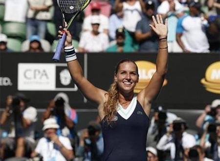 Cibuulkova đang gây ấn tượng mạnh của Úc mở rộng 2014