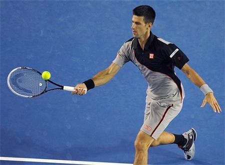 Djokovic đã thắng 27 trận liên tiếp ở Úc mở rộng