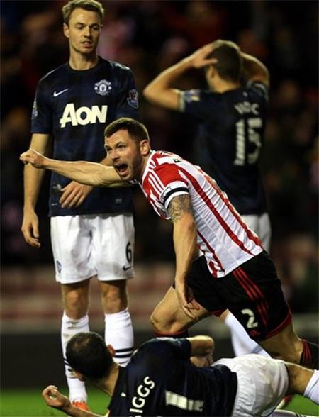 Niềm hạnh phúc của Sunderland khi chọc thủng lưới đối thủ