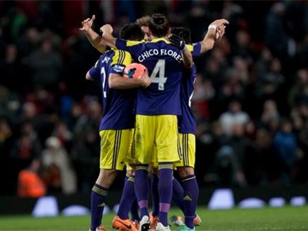 Chiến thắng đã thuộc Swansea