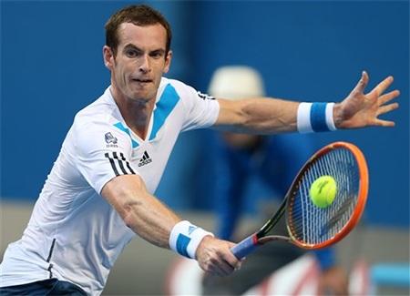 Murray đã trở lại với phong độ thi đấu tốt