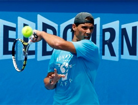 Nadal sẽ trở lại với Úc mở rộng sau 1 năm vắng bóng