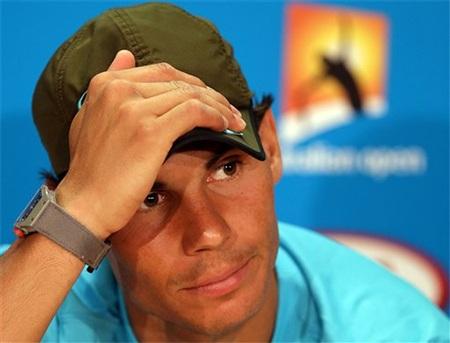 Nadal trở lại Úc mở rộng sau 1 năm vắng bóng