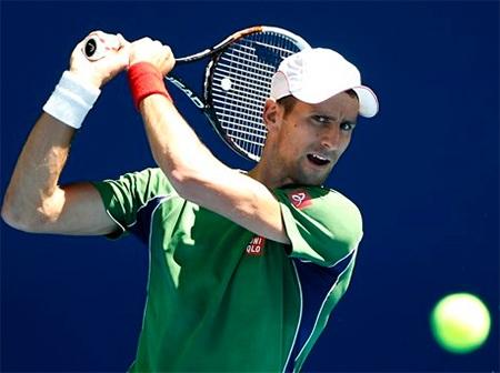 Djokovic đã 3 lần liên tiếpvô địch Úc mở rộng