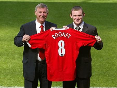 6. Anderson, 25 triệu bảng, 2007
