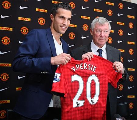 8. Ruud van Nistelrooy, 19 triệu bảng, 2001