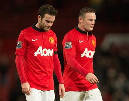Rooney đang trở thành rào cản cho bước tiến của MU