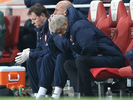 Arsenal đang gây thất vọng mạnh mẽ
