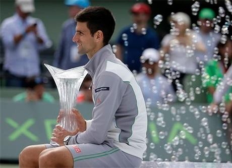 Chức vô địch của Djokovic