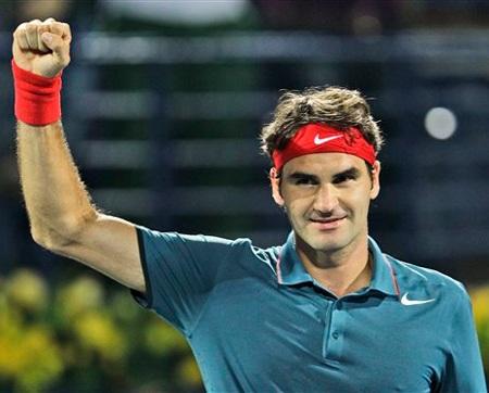 Federer có chiến thắng thứ 17 trước Djokovic