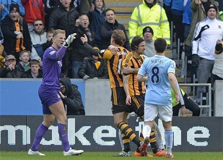 Hull City chơi tấn công rất bế tắc