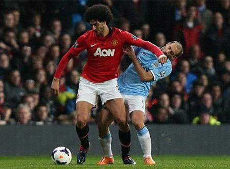Lối chơi của MU quá nhạt nhòa trước Man City