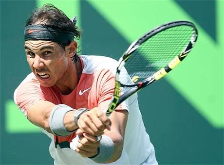 Phong độ trong trận chung kết của Nadal gây thất vọng mạnh