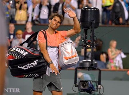 Nỗi thất vọng lớn của Nadal