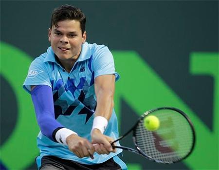 Raonic chưa phải đối thủ xứng tầm của Nadal